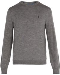 Polo Ralph Lauren - Crew-neck Wool Sweater - Lyst