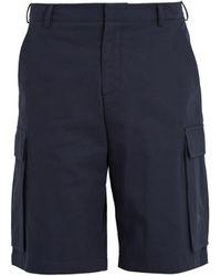 Martine Rose - Cotton-drill Cargo Shorts - Lyst