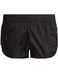 Versace - Nylon Performance Shorts - Lyst