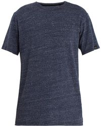 Rag & Bone - James Cotton-jersey T-shirt - Lyst