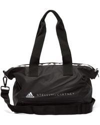 adidas By Stella McCartney - Small Leopard Trim Studio Bag - Lyst 990f22ed9e37d