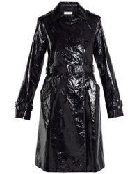 Diane von Furstenberg - Belted Double-breasted Trench Coat - Lyst