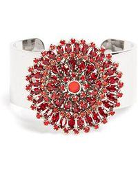 Givenchy - Crystal-embellished Cuff - Lyst