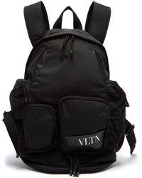 Valentino - Bounce Vltn Backpack - Lyst