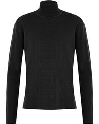 Wooyoungmi - Cashmere Roll Neck Sweater - Lyst