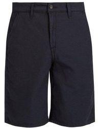 Rag & Bone - Straight-leg Cotton Chino Shorts - Lyst