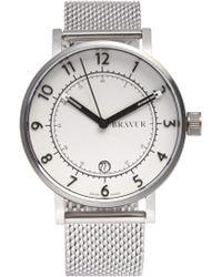 Bravur | Bw001 Stainless-steel Watch | Lyst