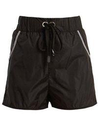 NO KA 'OI - - Hilo Performance Shorts - Womens - Black Multi - Lyst