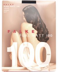 Falke   Pure Matte 100 Denier Tights   Lyst
