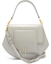 9b3cd656ed Givenchy  pandora  Mini Crinkled Leather Bag in Pink - Lyst