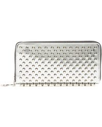 Christian Louboutin - Panettone Speccio Embellished Leather Wallet - Lyst