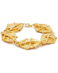 Alighieri - Museum Of Memories Gold Plated Bracelet - Lyst