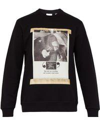 Walter Graphic Crew Sweat shirt Homme Fila pour homme en
