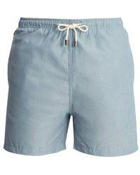 Solid & Striped - Classic Swim Shorts - Lyst