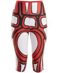 MATTY BOVAN - Aztec Print Leggings - Lyst