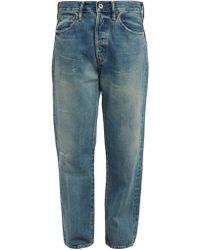 Chimala - Mid Rise Denim Jeans - Lyst