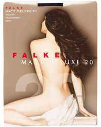 Falke - Matt Deluxe 20 Denier Tights - Lyst