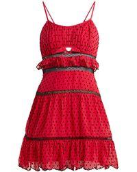 54dd85057a8a Lyst - Women's Self-Portrait Mini and short dresses Online Sale