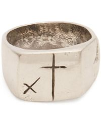 Aris Schwabe - Foul Sterling-silver Ring - Lyst