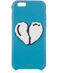 Chaos | Heart Leather Iphone® 6 Case | Lyst