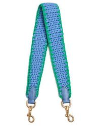 Anya Hindmarch - Blanket-stitched Crochet Bag Strap - Lyst