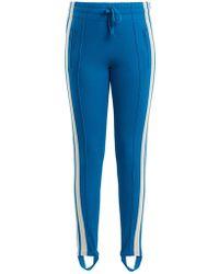 Étoile Isabel Marant - Pantalon de jogging à bandes latérales Doriann - Lyst ad542d030ac