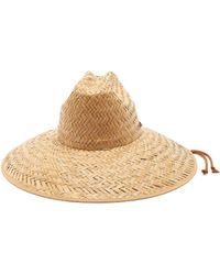 Gucci - Embellished Straw Hat - Lyst