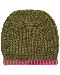 The Elder Statesman - Mushroom Beanie Hat - Lyst