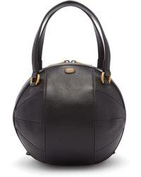Gucci - Tifosa Football Leather Handbag - Lyst