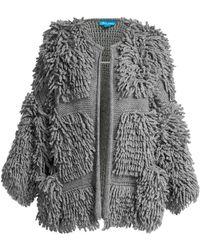 M.i.h Jeans - Jesper Loop Knit Cardigan - Lyst