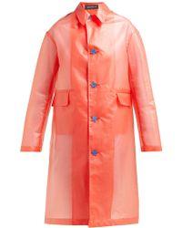 Undercover Transparent Raincoat