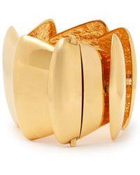 Balenciaga - Triangle Bracelet - Lyst
