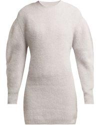 Isabel Marant - Sigrid Cashmere Knit Dress - Lyst