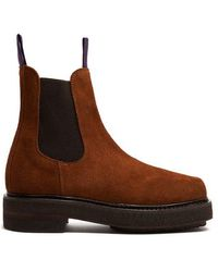 Eytys - Ortega Suede Chelsea Boots - Lyst