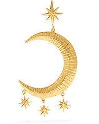 Marte Frisnes - Freya Gold-plated Earring - Lyst