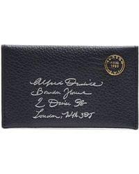 Dunhill - Boston Leather Envelope Cardholder - Lyst