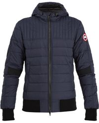 Canada Goose | Cabri Quilted-down Hooded Jacket | Lyst