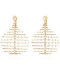 Fernando Jorge - Disco 18kt & Diamond Earrings - Lyst