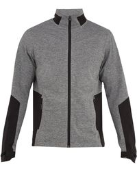 Peak Performance - Zip-through Lightweight Performance Jacket - Lyst