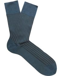 Falke - Shadow Striped Socks - Lyst