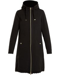 Herno - Reversible Down-filled Hooded Coat - Lyst
