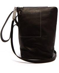 Rick Owens - Leather Bag - Lyst