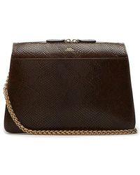 A.P.C. - Ella Leather Shoulder Bag - Lyst