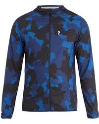 Peak Performance - Fremont Camouflage-print Lightweight Jacket - Lyst