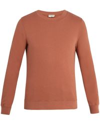 Éditions MR - Classic Cotton-jersey Sweatshirt - Lyst