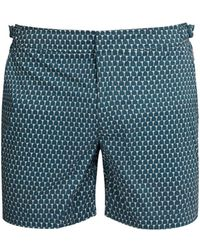 Orlebar Brown - Bulldog Sport Mid Length Swim Shorts - Lyst