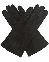 Valentino   Suede Gloves   Lyst
