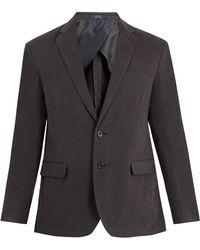 Polo Ralph Lauren   Notch-lapel Cotton-blend Jacket   Lyst