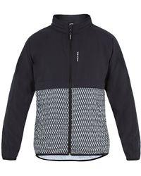 The Upside - Ultra Majestic-print Hooded Jacket - Lyst