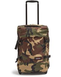 Eastpak - Tranverz Constructed Large Suitcase - Lyst
